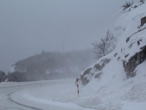 U većem dijelu Bosne pada snijeg