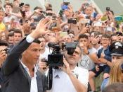 Ronaldo službeno predstavljen u Juventusu