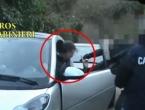 VIDEO: Trenutak uhićenja talijanskog šefa mafije