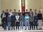 FOTO: Travnički sjemeništarci posjetili župu Prozor