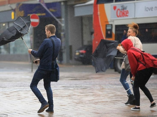 U BiH oblačno uz moguću kišu