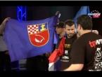 Damir Beljo nokautom u prvoj minuti osvojio dva naslova!