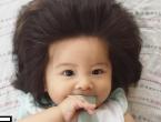 Ova beba je hit na Instagramu: Svijet je zadivila njena kosa
