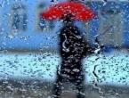 Kiša i jako jugo