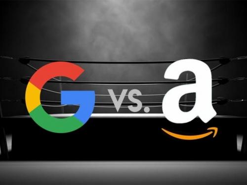 Amazon prestigao Google