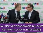 Nikšić: BH blok i SDA spremni za rotaciju gradonačelnika Mostara