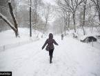 Snježna oluja u SAD-u: Zatvorene škole, odgođeno preko 2.700 letova