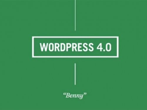 Stigao WordPress 4.0