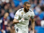 Benzema spasio Real