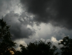 Danas oblačno vrijeme sa kišom