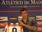 Atletico predstavio Mandžu