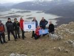 Planinari ''Orlove stine'' na Raduši