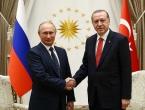 Putin i Erdogan podržali teritorijalni integritet Sirije
