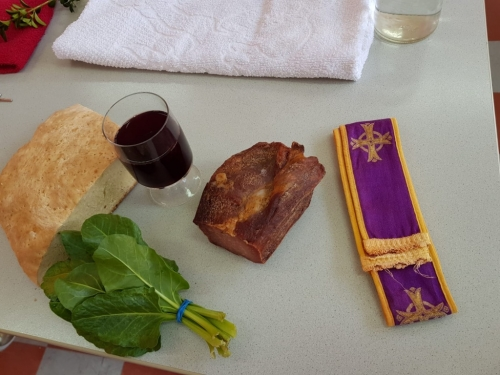 OŠ Ivana Mažuranića Gračac - Korizmeni običaji ramskog kraja i proslava Uskrsa
