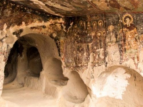 U Turskoj otkrivena podzemna crkva starokršćanska crkva