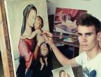 Vrijedne ruke ramskog umjetnika Ivana Baketarića – Manjeta čine čuda!
