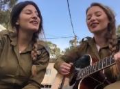 Lijepe izraelske vojnikinje zapjevale i u kratkom roku postale internet hit