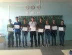 NDC dodjelio certifikate učenicima Srednje škole Prozor