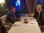 Čović i Dodik u Banjoj Luci razgovarali o Izbornom zakonu