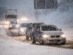 Stigao snijeg u Bosnu i Hercegovinu