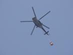 Helikopterima započinje intenzivnije gašenje požara na području HBŽ-a