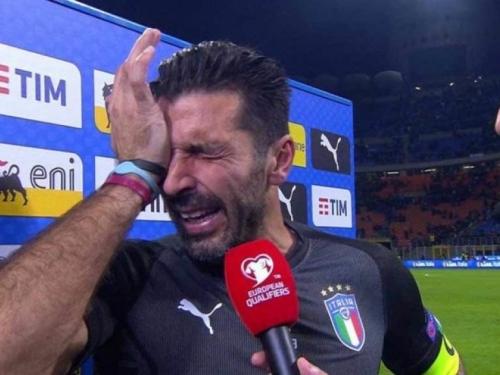 Legenda se oprostila u suzama: Pogledajte posljednju poruku velikog Buffona