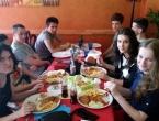 Učenici Srednje škole Prozor na druženju s kolegama iz Uskoplja i Brčkog