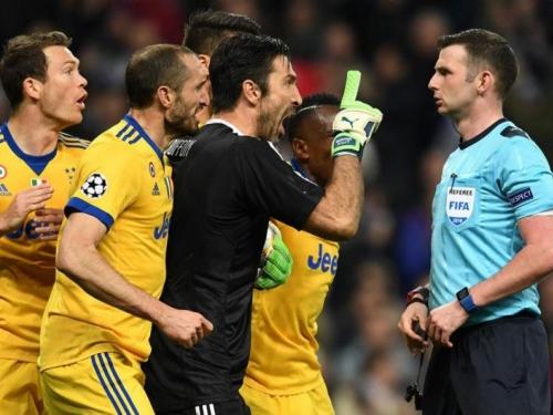 UEFA kaznila Buffona s tri utakmice zabrane igranja