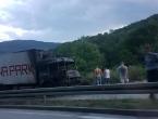 Izgorio kamion luna parka