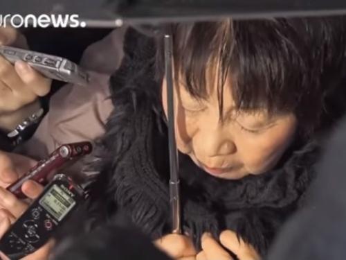 """VIDEO: Japanska """"Crna udovica"""" osuđena na smrt vješanjem"""