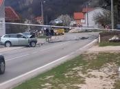 Prometna nesreća kod Gruda: Jedna osoba smrtno stradala