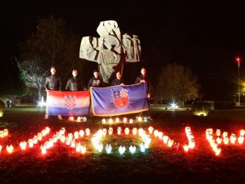 FOTO/VIDEO: Rama za Vukovar