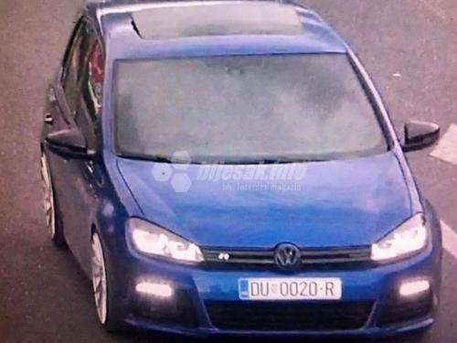 Ramski 'pilot' divljački vozio oko Mostara pa završio u policijskoj postaji