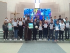 Fra Stipi Karajici uručeno priznanje Romske zajednice Hrvatske