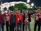VIDEO: Hrvatski navijači preplavili Kalinjingrad, među njima i Ramci!