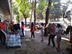 Tisuće tona vode i hrane iz Hercegovine putuju u Bosnu