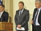 Tekst koalicijskog sporazuma kojeg su potpisali Čović, Izetbegović i Komšić