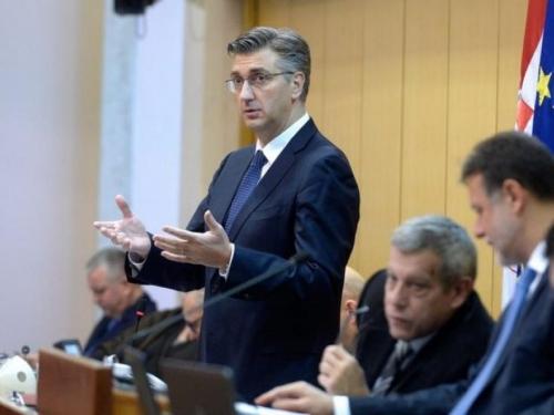 Sabor RH izglasao povjerenje ministrima i podpredsjednicima Vlade