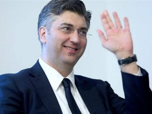 Plenković pozdravio oslobađanje Pripadnika HVO-a