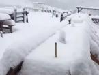 Snijeg pada na planinama u Sloveniji i Italiji