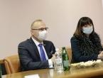 Hrvatsko izaslanstvo u Mostaru: Građani ove zemlje zaslužuju razvitak