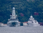 Ruski vojni brod ispalio hice upozorenja prema britanskom razaraču