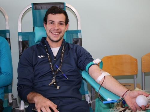 FOTO: Uspješna akcija darivanja krvi u Prozoru