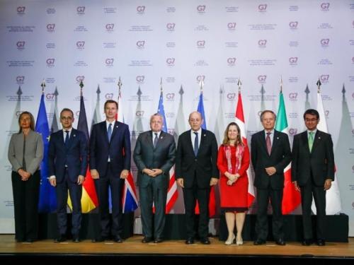 Ministri G7 zabrinuti zbog kriminala u Africi