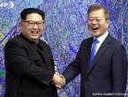 Predsjednici Koreja razogovarali 100 minuta iza zatvorenih vrata