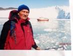 Ramljak Petar Lovrić, član polarne ekspedicije na Arktik