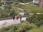 Nesreća kod Srebrenika: Poginule dvije osobe