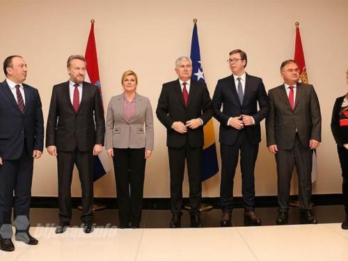 Lideri regije: U Mostaru dogovorena šutnja o prošlosti