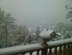 Za vikend nam stiže bura i snijeg