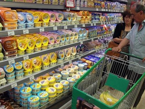Bh. građani radije biraju uvozne juhe, čokolade, mliječne proizvode...